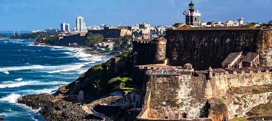 プエルトリコのサンフアンにあるエル モロ