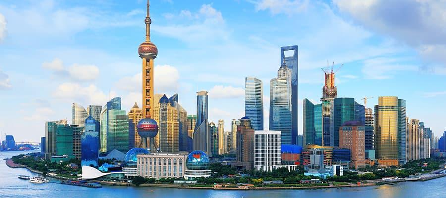 Crociera a Shanghai