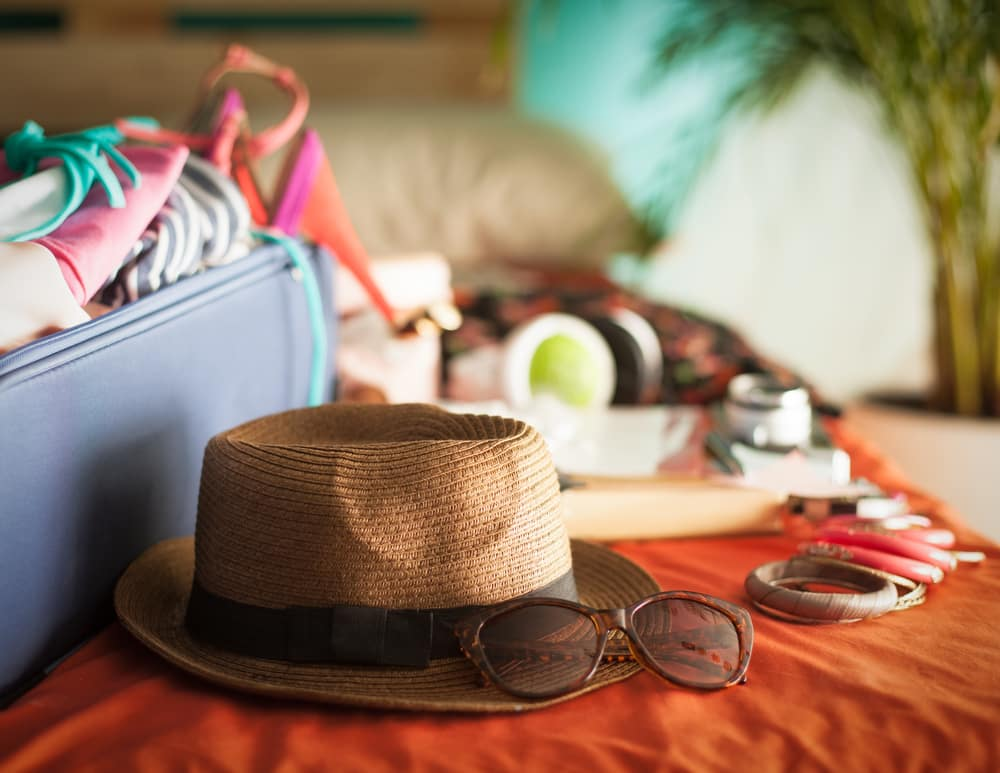 Cruise Packing Tips: How to Minimise Packing for a Long Cruise