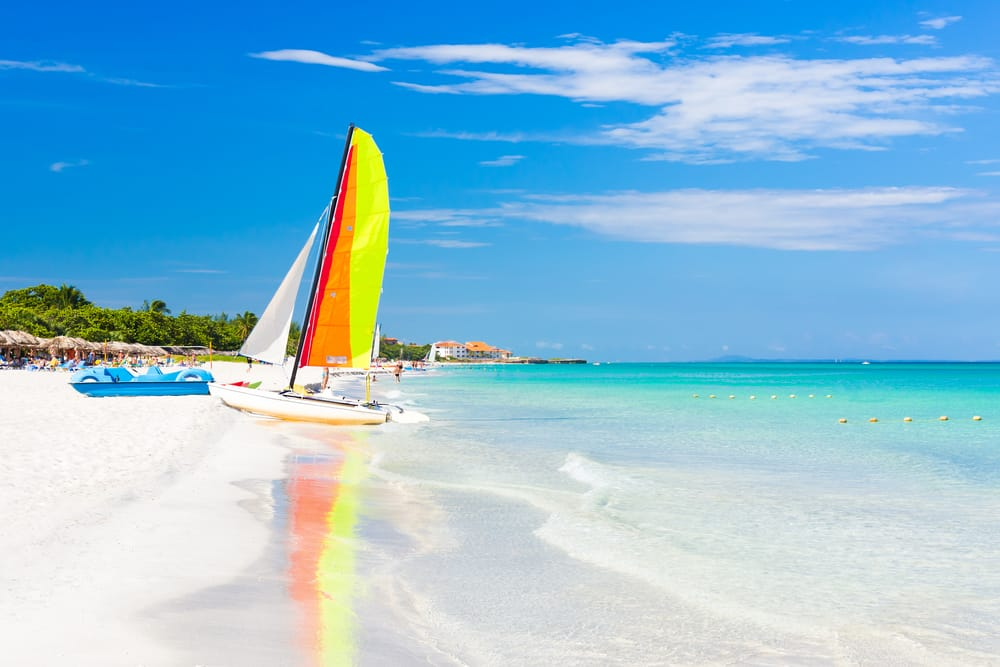 Top Beaches to Visit on a Cuba Cruise