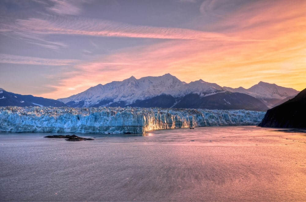 Cruise to Hubbard Glacier, Alaska with Norwegian