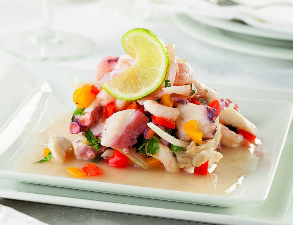 Try Traditional Peruvian Ceviche on a Cruise to South America with Norwegian