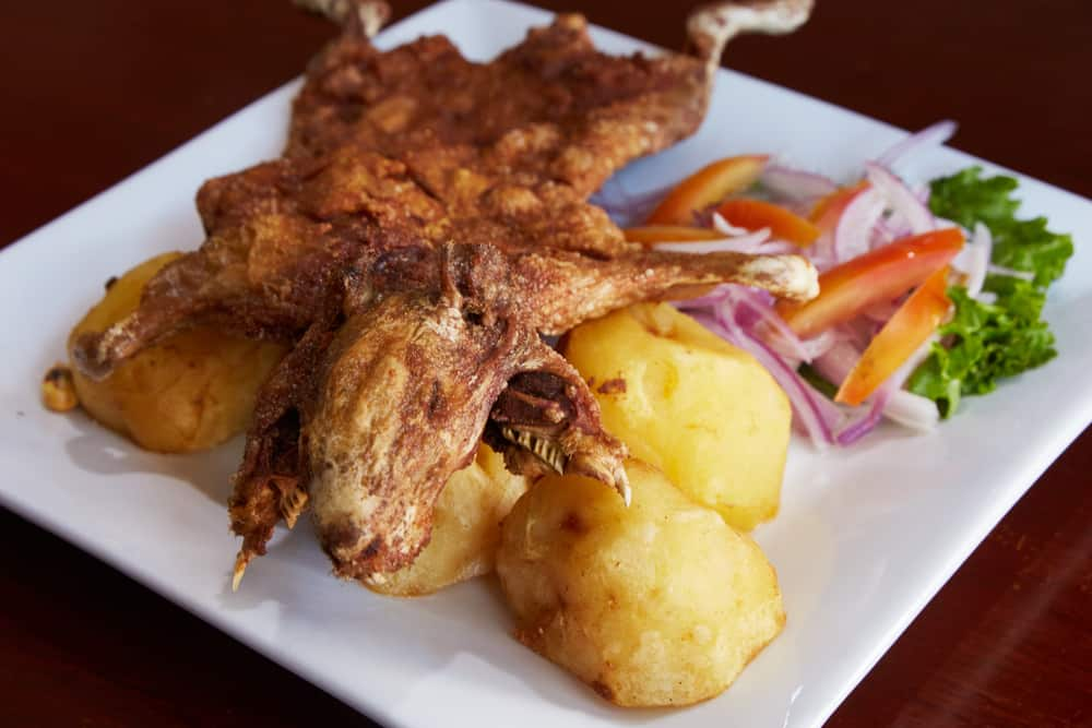 Try Traditional Peruvian Cuy Chactado on a Cruise to South America with Norwegian