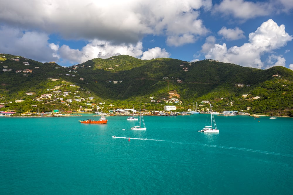 Cruising to Tortola: A Beach Lover's Paradise