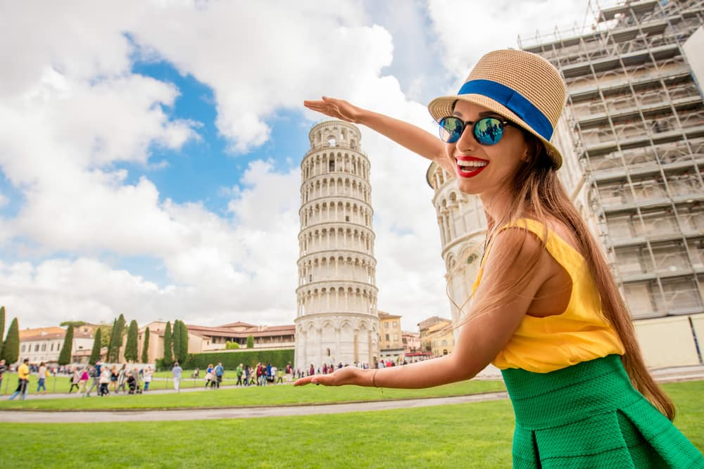 Climb the Tower of Pisa on a Shore Excursion with Norwegian