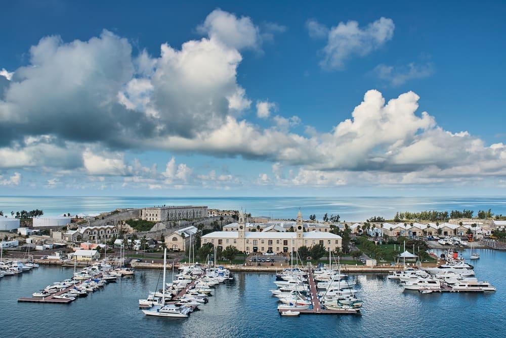 Bermuda Cruise Port
