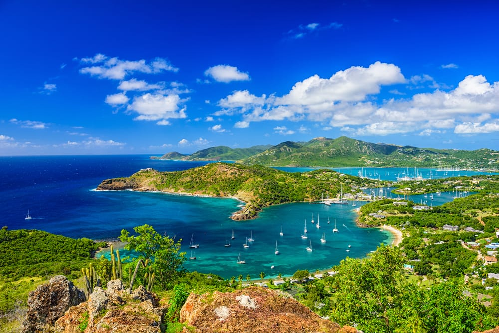 Take in the View in Antigua