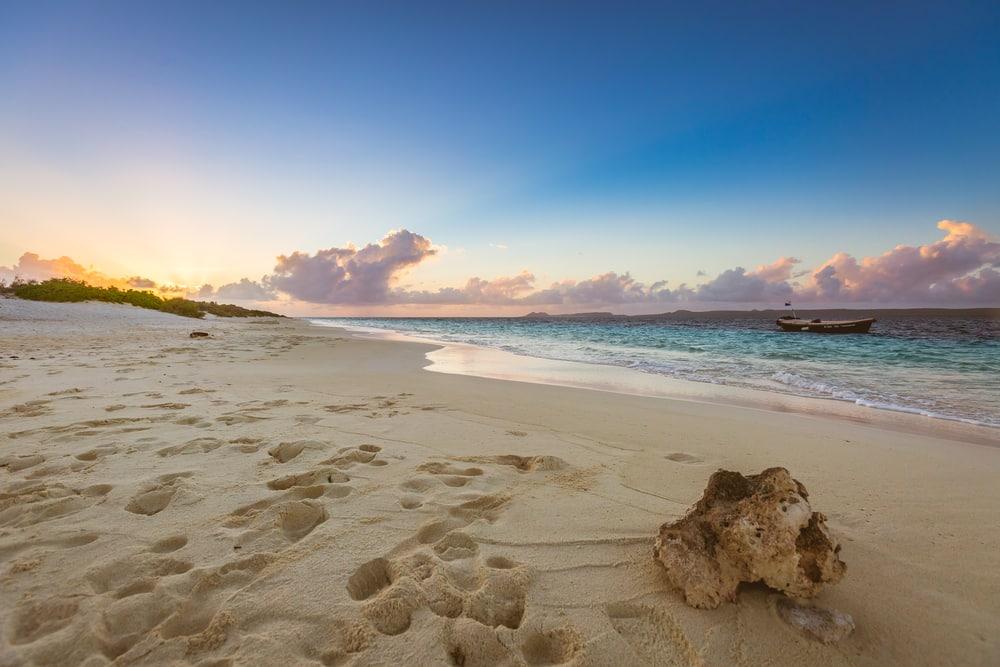 Stunning Bonaire Sunset