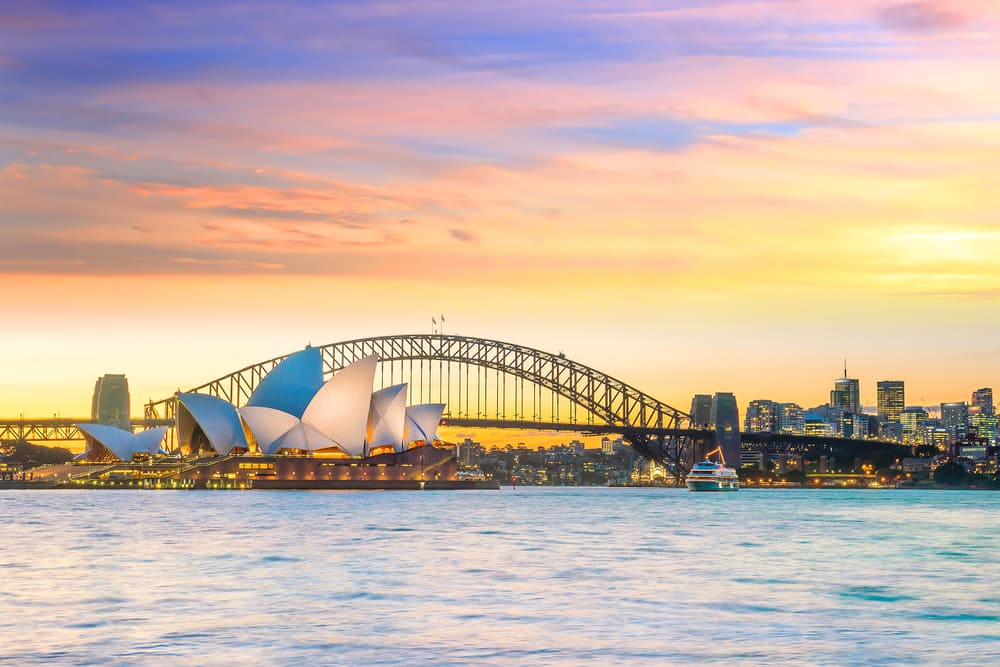 Cruise to Sydney Australia with Norwegian and see the Famed Opera House