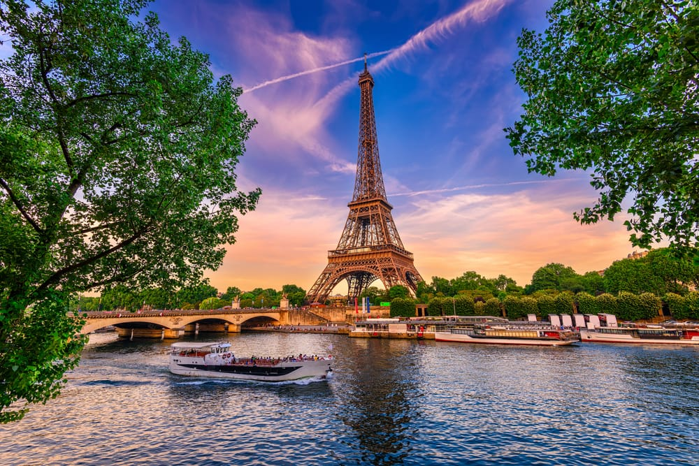 Paris, France - Destinations You'd Never Think to Experience on a Cruise