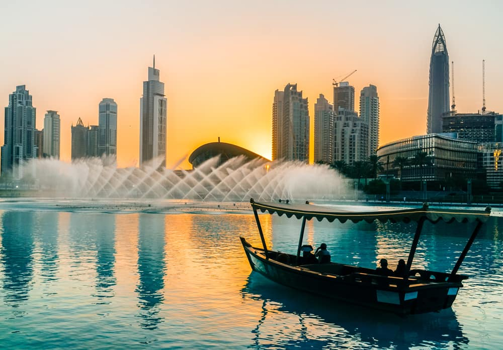 Cruise to Dubai with Norwegian