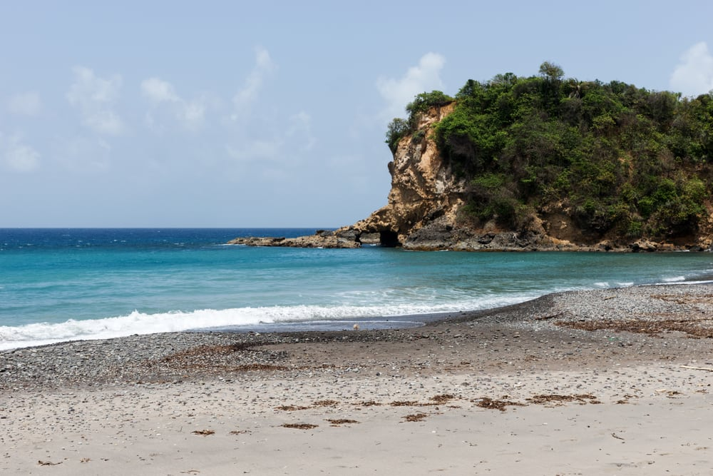 No. 1 Beach - Hampstead Beach, Dominica