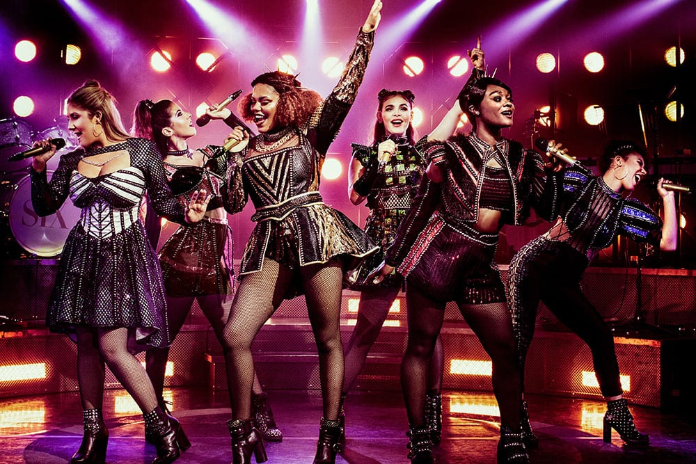 Norwegian Cruise Line México Announces New Show SIX The Musical