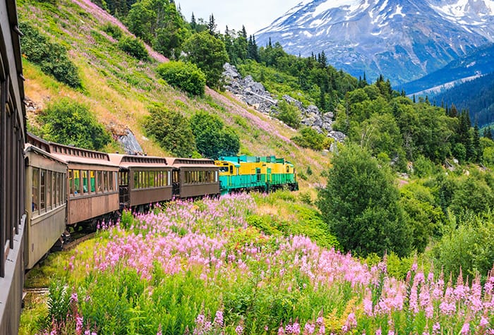 Cruises to Skagway, Alaska