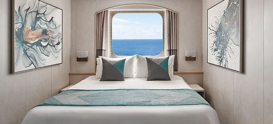 Oceanview with Picture Window