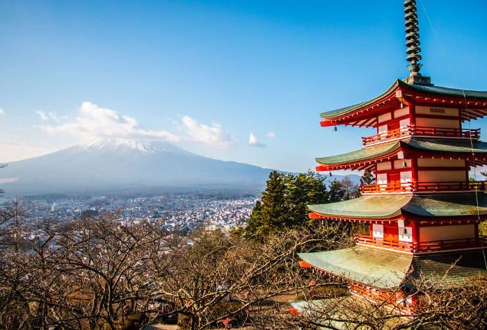 Entdecken Sie das herbstliche Japan