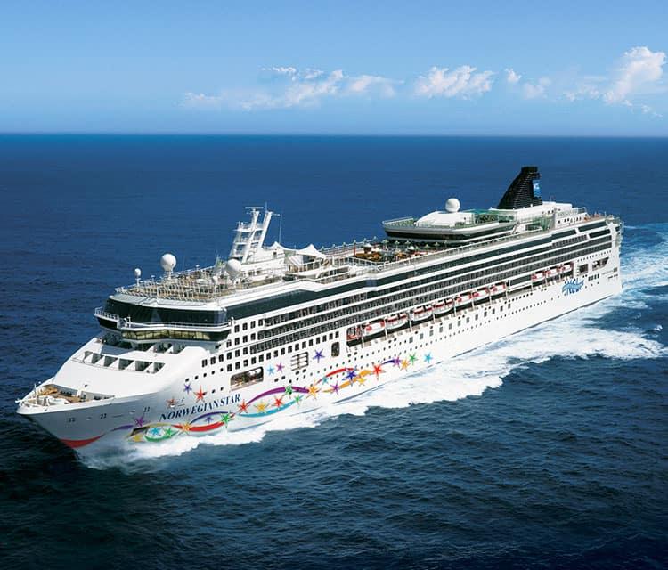 Norwegian Star Cruise Ship | Norwegian Star Deck Plans