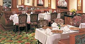 Norwegian Star cruise ship Le Bistro French Restaurant with modern and classic F