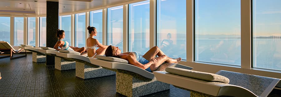 Norwegian Spirit Spa