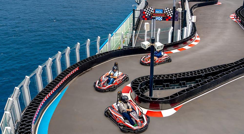 Norwegian Racetrack