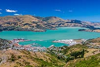 Lyttelton, New Zealand