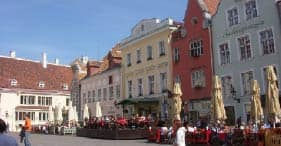 Tallinn & Old Town Walking Tour
