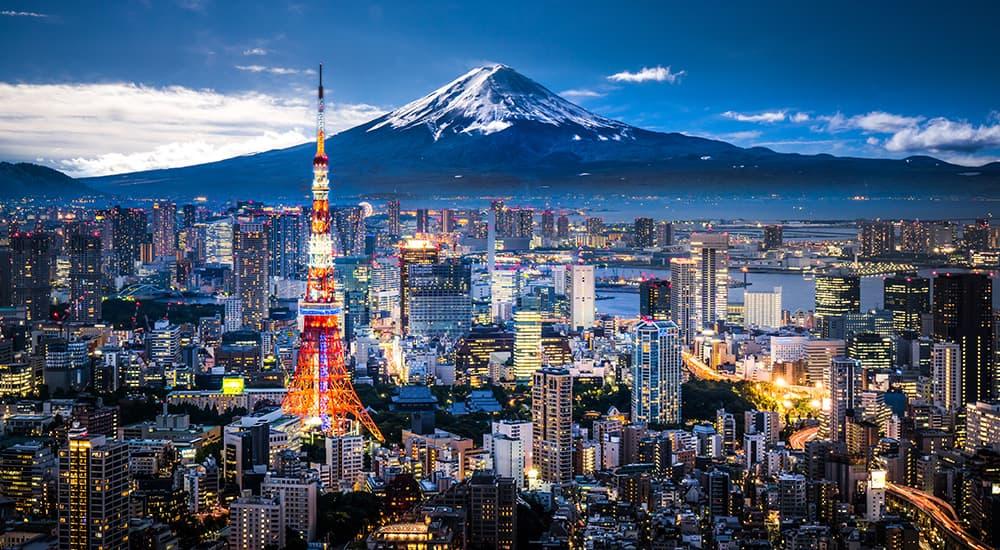 Tokyo Olympics 2020 Japan Cruise