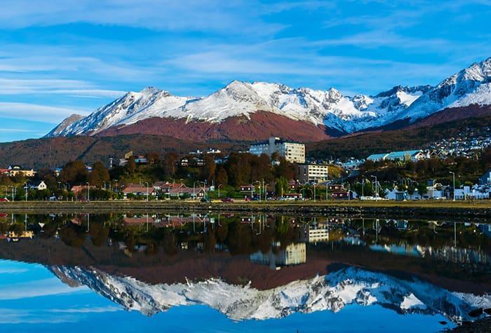 Crociera a Ushuaia, Argentina