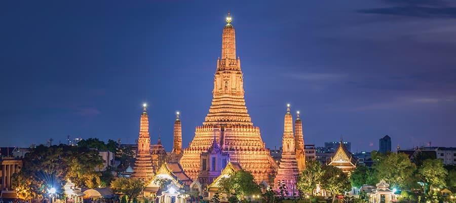 Wat Arun, Bangkok, Thailandia