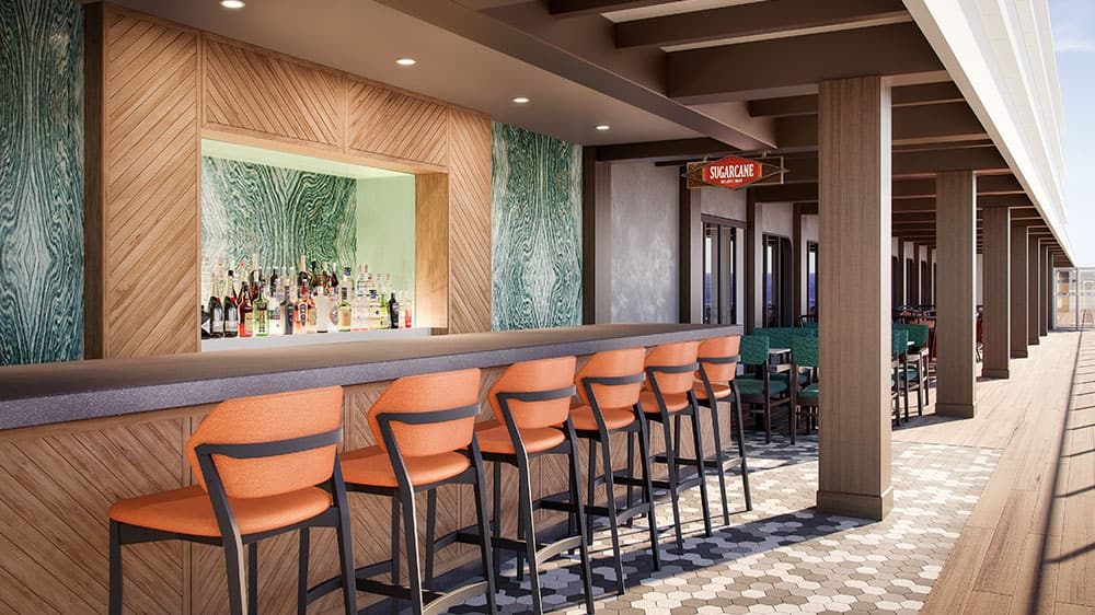 Norwegian Encore Dining, Bars & Lounges Announced