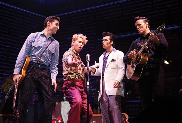 <bdo dir=&quot;ltr&quot;>Million Dollar Quartet </bdo>