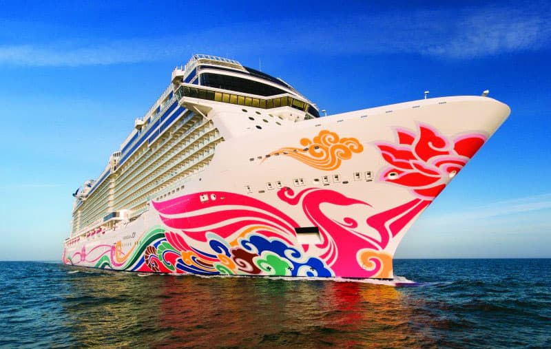 7 Things You Didn't Know About Norwegian Joy