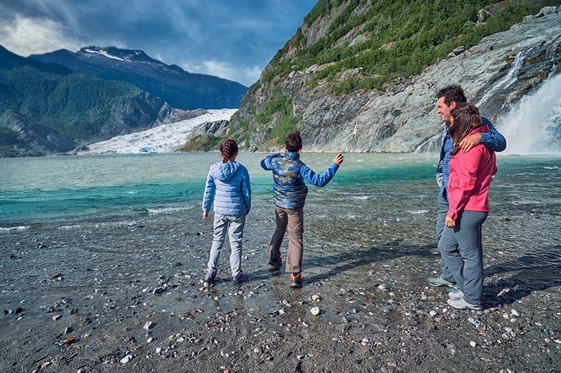 Explore Alaska by Land and Sea