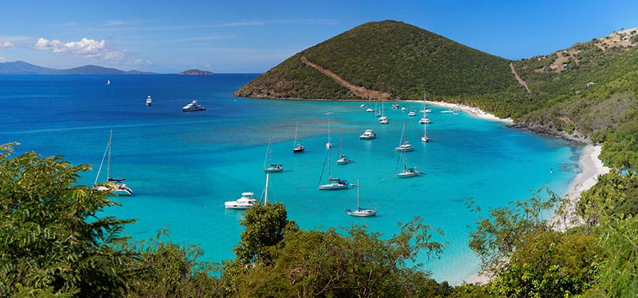 virgin island beaches