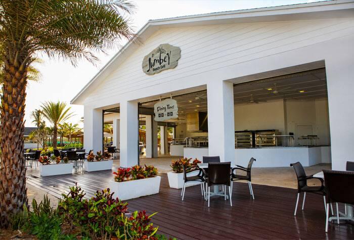 Jumby Beach Grill