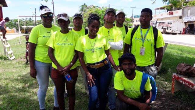 Harvest Caye Employees