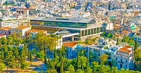 Athens History & Mediterranean Flavours