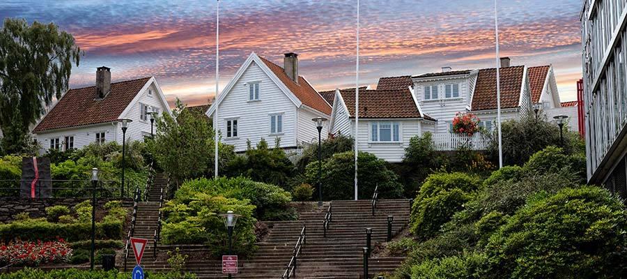 Cruises from Stavanger