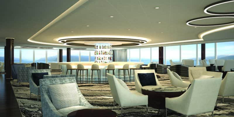 Bliss Observation Deck Bar