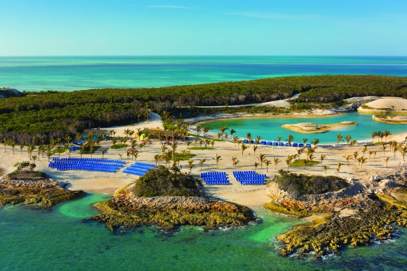 Reasons to Cruise to Great Stirrup Cay